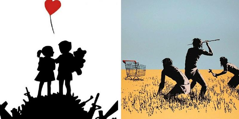 Opere di Banksy