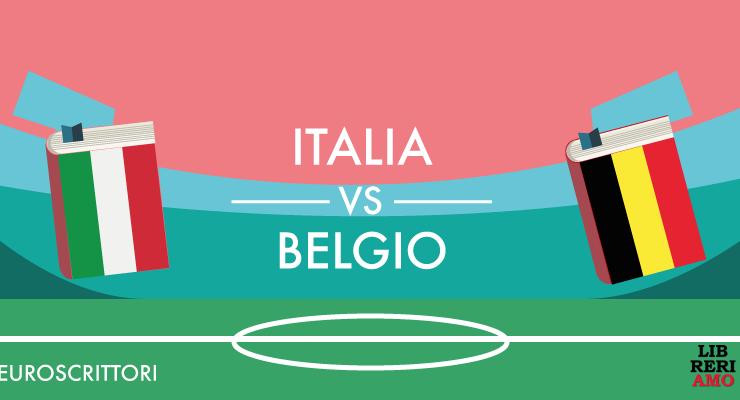 Gruppo D - Italia vs Belgio