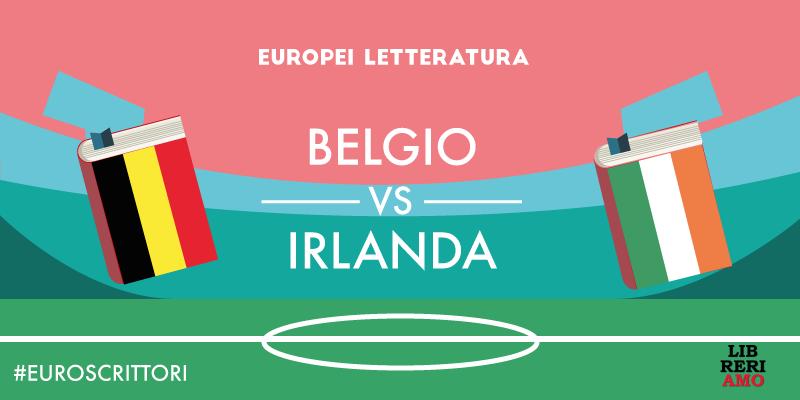Gruppo D - Belgio vs Irlanda