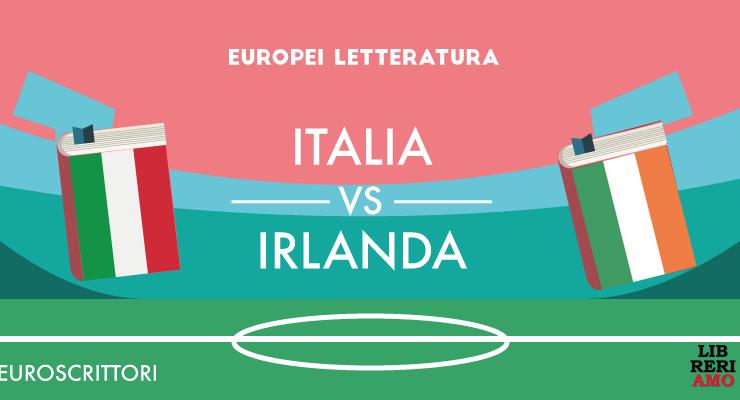 Gruppo D - Italia vs Irlanda