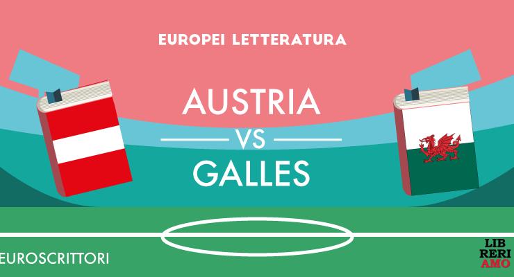 Gruppo B - Austria vs Galles