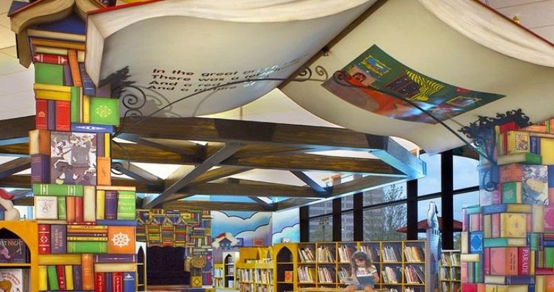 Biblioteca per bambini Michigan