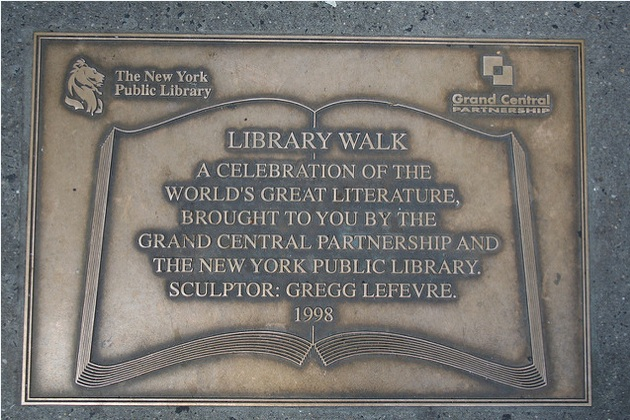 Library Walk