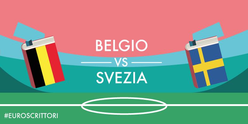 Gruppo D - Belgio vs Svezia
