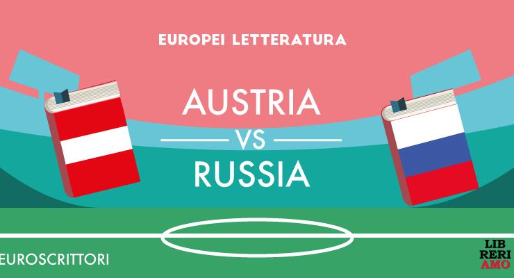 Gruppo B - Austria vs Russia