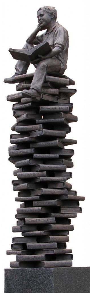 Statua dei 100 libri, Ohio