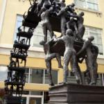 Le statue letterarie più curiose al mondo | Arco di libri, Altlanta