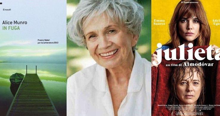 Julieta, storia di una donna da Alice Munro a Pedro Almodóvar