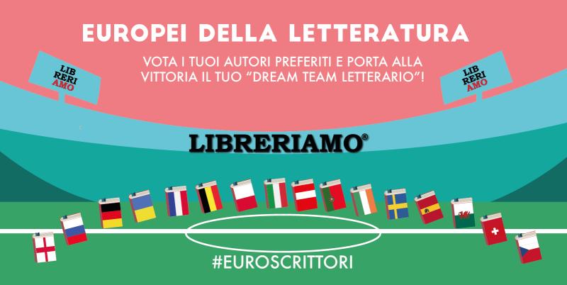 Partono gli Europei della Letteratura, scrittori di ogni epoca si sfidano a colpi di...penna