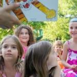 Flashbook, il flashmob lettura per l'infanzia