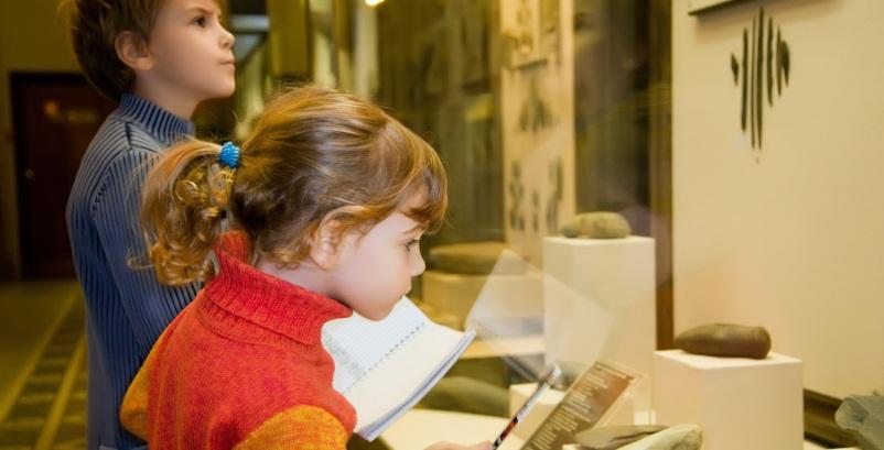 L'arte rende i vostri figli persone migliori. Lo rivela uno studio