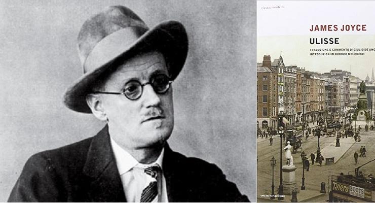 James Joyce, Ulisse