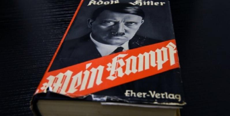Mein Kampf, Adolf Hitler