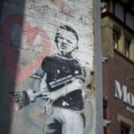 'Heart Boy' - Banksy  