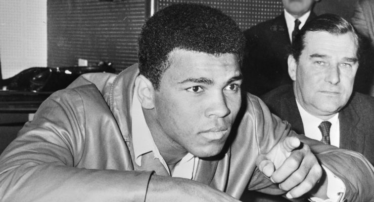 Muhammad Ali, le frasi e gli aforismi celebri