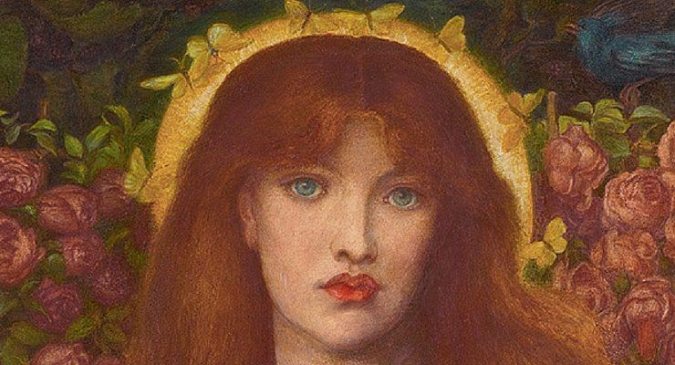 Rossetti: Effie Gray & The Venus Verticordia