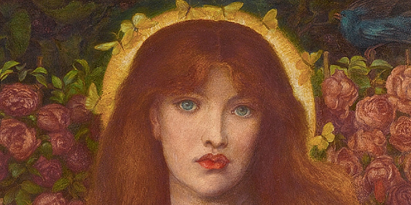 Rossetti: Effie Gray & The Venus Verticordia