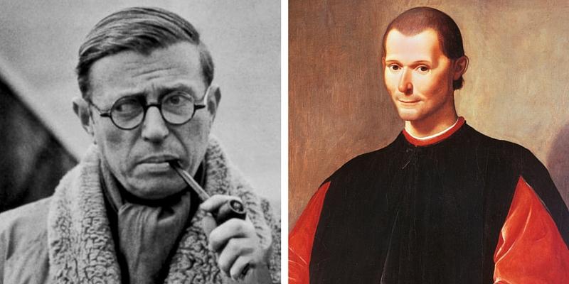 Accadde oggi - 21 giugno. Ricorrono gli anniversari di Machiavelli e Jean Paul Sartre