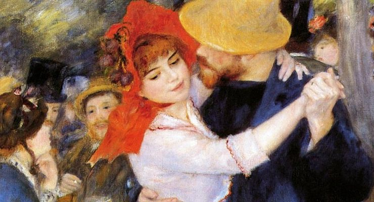 Suzanne Valadon, Pierre Auguste Renoir