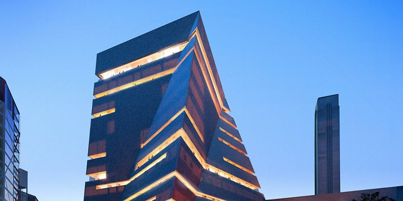 In foto la Tate modern