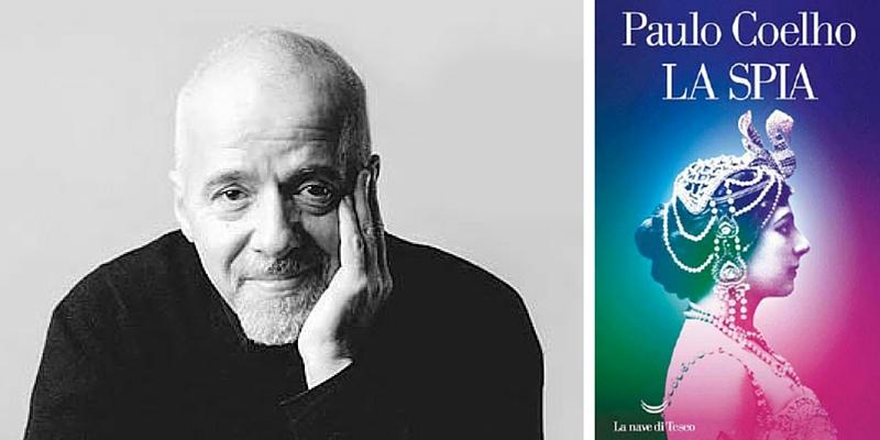 """""""La spia"""", a novembre arriva in libreria la Mata Hari raccontata da Paulo Coelho"""