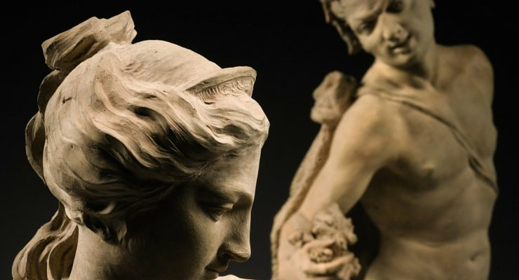 Giovanni Baratta. «Bacco e Venere» (stima 40-60mila €). In asta da Sotheby's Milano