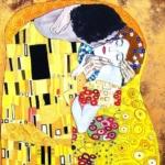 Il bacio di Gustav Klimt