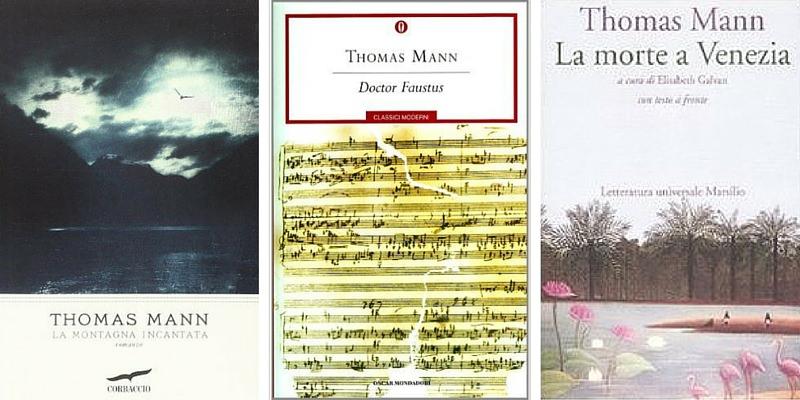 I libri di Thomas Mann