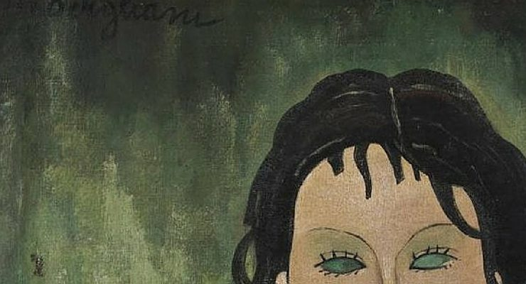 Odette - Modigliani