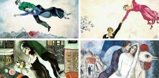 Quadri di Chagall