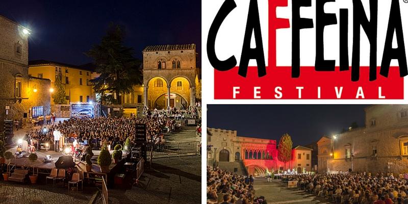 Parte oggi Caffeina Festival, all'insegna della passione