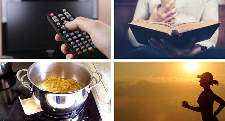 Spegni la tv e accendi la mente. Ecco 6 modi per farlo