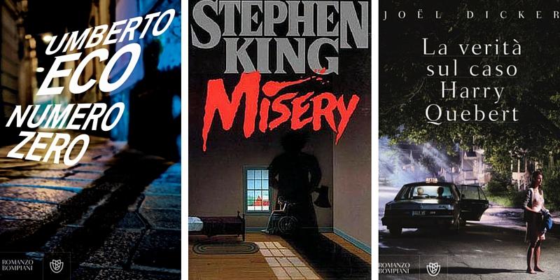 Gli scrittori più celebri protagonisti dei romanzi