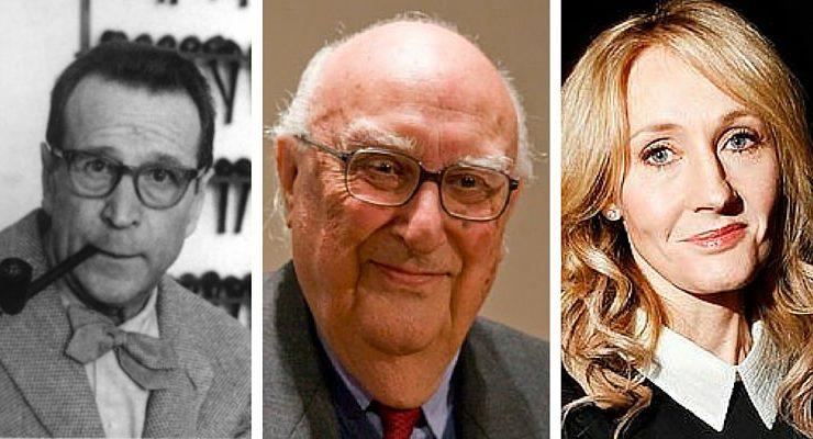 """I 20 scrittori più """"venduti"""" su internet"""