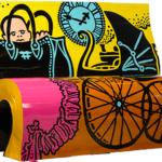 Le panchine letterarie di Londra | L'IMPORTANZA DI CHIAMARSI ERNESTO, Oscar Wilde