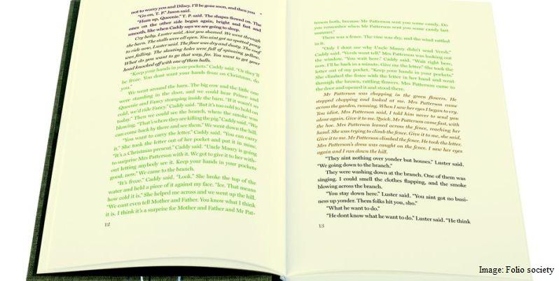 Può un testo con colori diversi aiutare a comprendere dei libri più difficili?