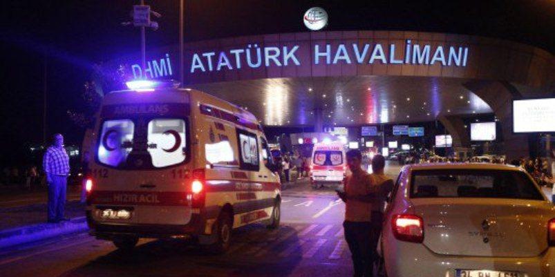 Attacco terroristico all'aeroporto di Istanbul, 36 morti e 147 feriti