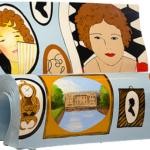 Le panchine letterarie di Londra | ORGLOGLIO E PREGIUDIZIO, Jane Austen