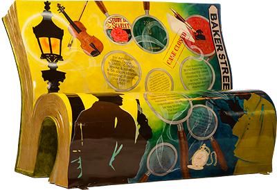SHERLOCK HOLMES STORIES, Sir Arthur Conan Doyle