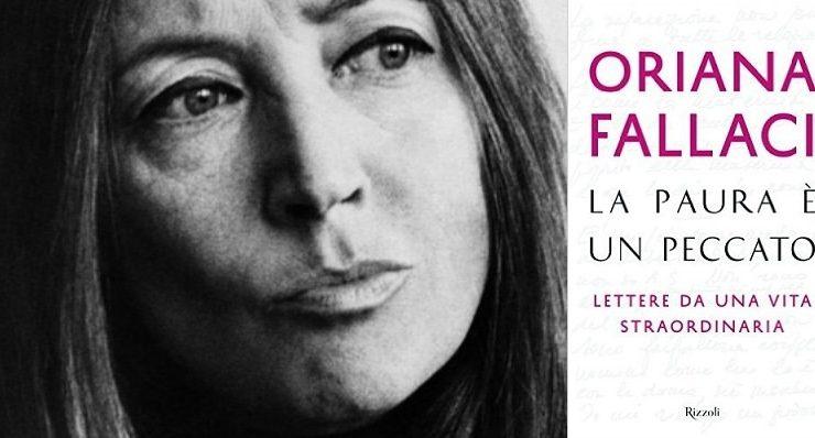 Oriana Fallaci, lettere da una vita straordinaria