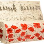 Le panchine letterarie di Londra | WAR HORSE, Michael Morpurgo