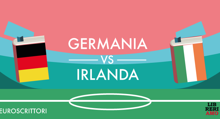 Quarti di finale - Germania vs Irlanda