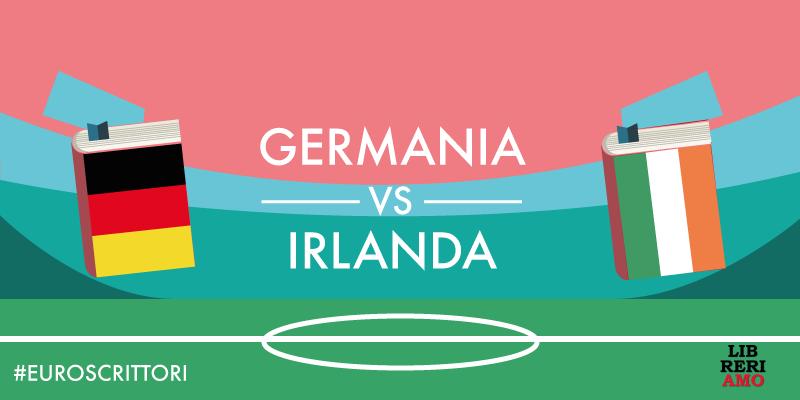 Quarti di finale - Germania vs Irlanda