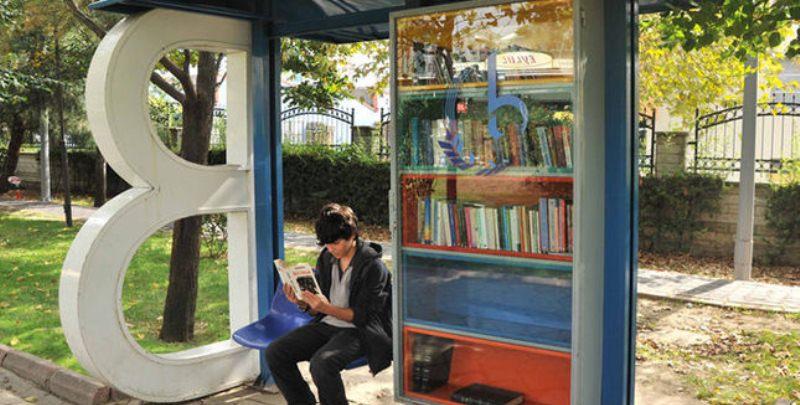 Istanbul, fermata dell'autobus