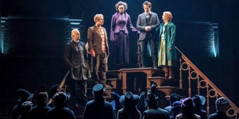 """""""Harry Potter and the Cursed Child"""", 10 foto dello spettacolo teatrale"""