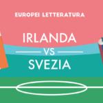 Gruppo D - Irlanda vs Svezia