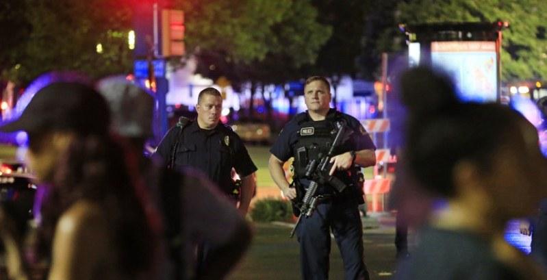 Dallas, strage di poliziotti