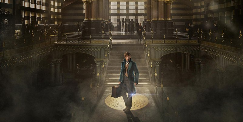 Animali fantastici e dove trovarli, spin-off Harry Potter