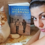 L'autrice Valentina D'Urbano e il rapporto unico che lega i gatti con gli scrittori