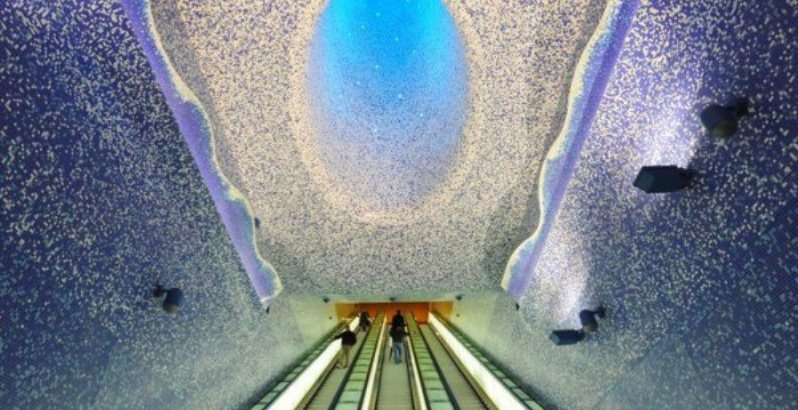 Stazione Metropolitana Toledo, Napoli